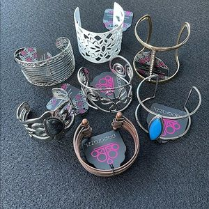⚡️SALE⚡️ 7/$25 Cuff Bracelet Sale *This listing ONLY*